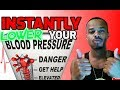 10 WAYS TO INSTANTLY LOWER HIGH BLOOD PRESSURE NATURALLY