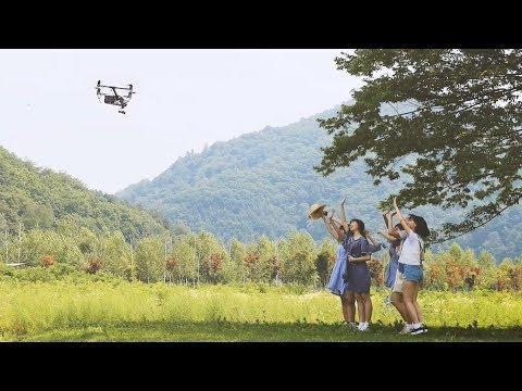 DJI - Behind The Scenes: GFRIEND