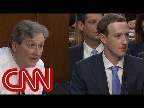 Senator to Zuckerberg: Your user agreement sucks