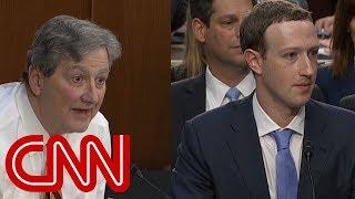 Senator to Zuckerberg: Your user agreement sucks thumbnail