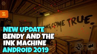 Bendy And The Ink Machine Android Gameplay!! Bendy And The Ink Machine Android [INDONESIA]