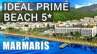 IDEAL PRIME BEACH 5 Самый лучший отель в Мармарисе Отдых в Турции 2021