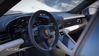 Обзор Porsche Taycan 2020 Official Video