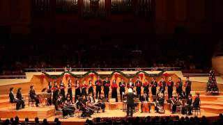 Christmas Carol Medley by BACH COLLEGIUM JAPAN