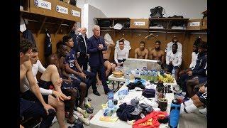 Les coulisses de Andorre-France (0-4), Equipe de France I FFF 2019