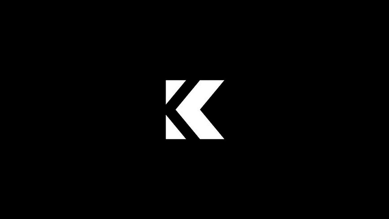 Letter K Logo Designs Speedart [ 10 in 1 ] A - Z Ep. 11