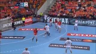 Nebojsa Simic goalkeeper handball highlights