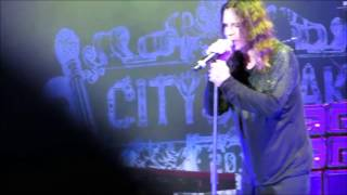 ROAD TO NOWHERE LIVE 2014 OZZY OSBOURNE FULL SCREEN EDITION