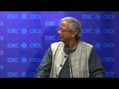 Muhammad Yunus - Le microcrédit et l'entreprise sociale pour un monde sans pauvreté (2010)