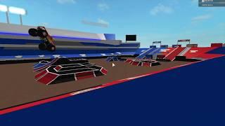 Roblox Monster Jam WF20 El Toro loco Freestyle!