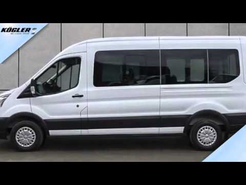 ford transit transit kombi 310 l3h2 trend 34 youtube. Black Bedroom Furniture Sets. Home Design Ideas