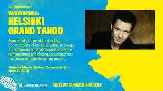 Woodwinds: Helsinki Grand Tango