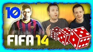 NEXT GEN FIFA 14 Ultimate Team - LUCK OF THE DICE #10 - A NEW TEAM!!!