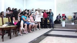 Seja Engrandecido - Paulo Cesar Baruk (interp. Coral Jovens na Mão do Mestre))