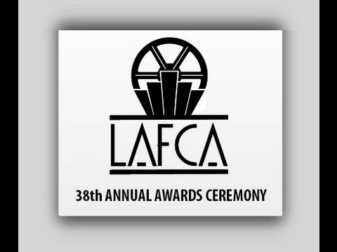 38th Annual LA Film Critics Association Awards 2013 - Official Program