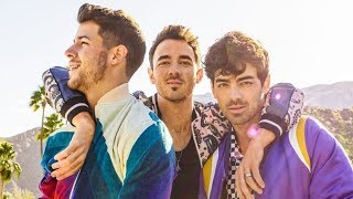 Jonas Brothers Announce Happiness Begins Tour and New Single, Only Human