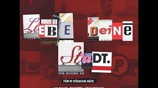 Lukas Podolski Liebe Deine Stadt Release-Party Cat Ballou feat. Mo Torres Gast Darius Zander
