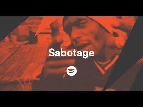 Álbum Sabotage (Lançamento Spotify 2016)