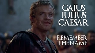 Gaius Julius Caesar [Remember the Name]