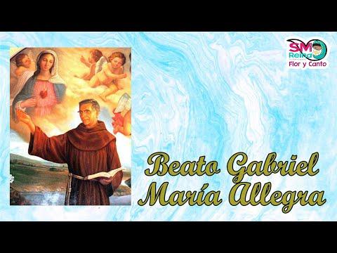 Enero 26. Beato Gabriel María Allegra