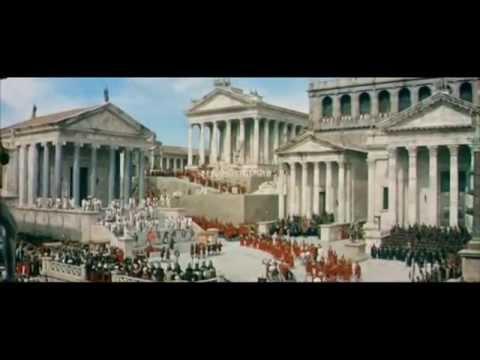 La caida del imperio romano