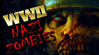 """CONFIRMED!!!! ((NAZI ZOMBIES Co-op MODE)) For """"Call Of Duty 2017"""" Sledgehammer"""