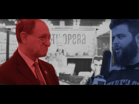 Congressman Brad Sherman Dodges DNC Hacking Questions | FLECCAS TALKS