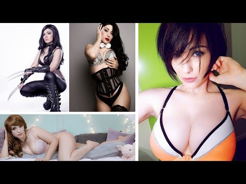 "Jennifer Van Damsel a Very Hot Cosplayer ""Extreme Hot And Latest"""