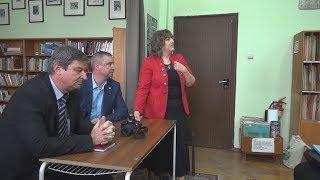 """Синдикат ''Образование'' към КТ """"Подкрепа"""" проведе приемна за учители в Карлово"""