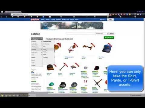 Roblox Asset Downloader Read Description Youtube