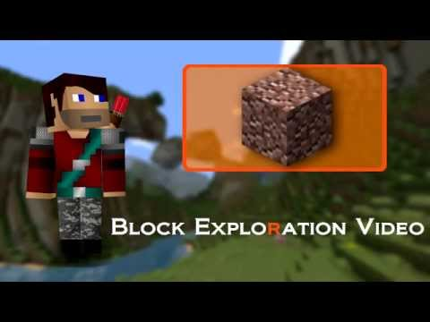 Minecraft Blocks & Items: Granite & Polished Granite