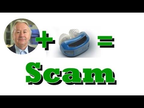 Airing 3: Indiegogo Scam By Any Other Name is Still A Scam. Hoseless CPAP Not Even Close.