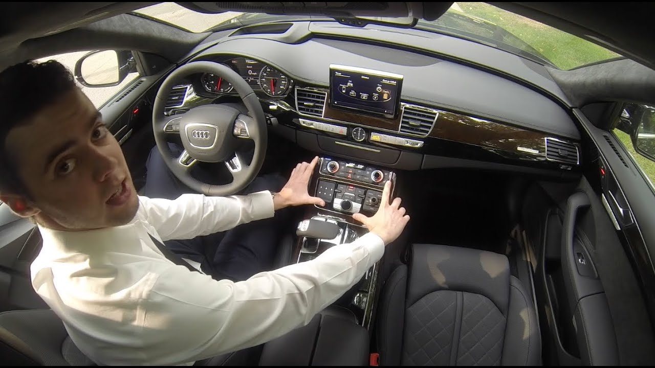 Audi A3 0 60 >> 2015 Audi A8L Road Test and Review - YouTube