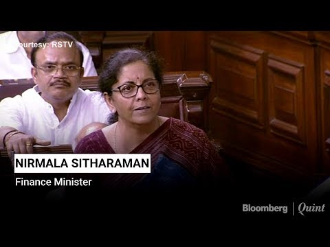 Budget Debate: Chidambaram Questioned...Sitharaman Answered
