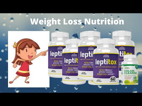 Groundbreaking New Weight Loss Product Leptitox