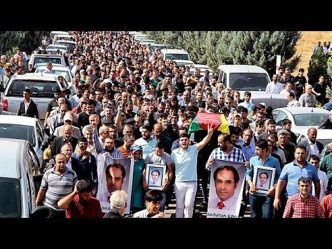 يورو نيوز: الحزب الحاكم في تركيا يدعو إلى التجمع ضد الارهاب