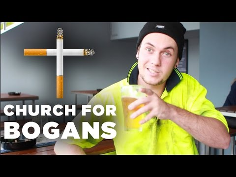 CHURCH FOR BOGANS