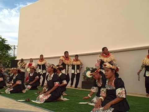 Marshall Islands Dance at FestPac 2016