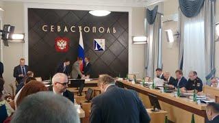 Визит Патрушева в Севастополь