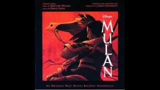 Mulan OST - 04. A girl worth fighting for