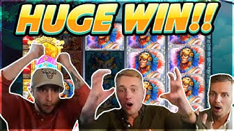 HUGE WIN! El Dorado Infinity Reels Big win - Casino Game from Casinodaddy Live Stream