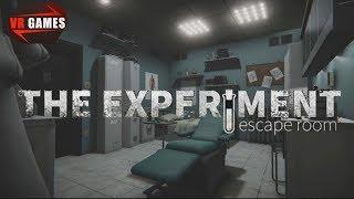 Полное прохождение игры The Experiment Escape Room