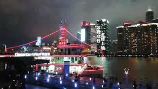 Shanghai Travel #China Huangpu River