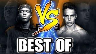 Best Of KSI VS Joe Weller Fight (Highlights)