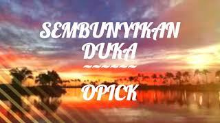 Download Sembunyikan Duka - Opick Mp3