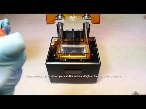Optional Film Install Adapter — JUNCTION3D
