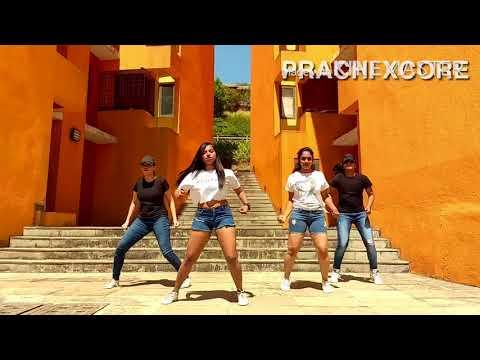 Marshmello Anne Marie FRIENDS   zumba routine   Team x core   choreographed by Zin Prachi