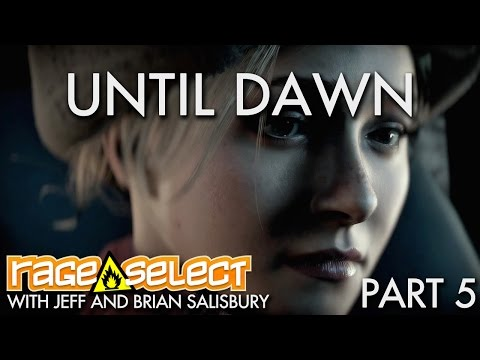 Sequential Saturday - Brian and Jeff play Until Dawn - Part 5