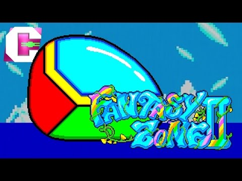 Fantasy Zone II (Master System e uma surpresa...) | CFX