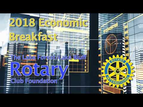 2018 Rotary Club Economic Breakfast